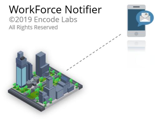WorkForce Notifier for C•CURE9000